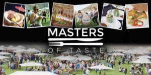 Masters of Taste @ The Rose Bowl