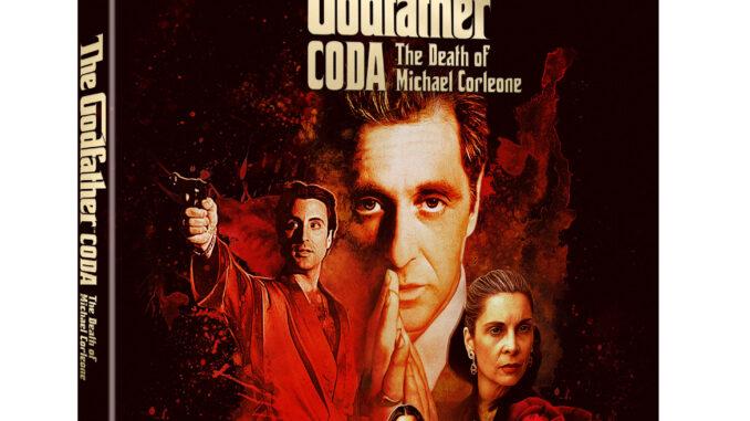 The Godfather Coda The Death of Michael Corleone